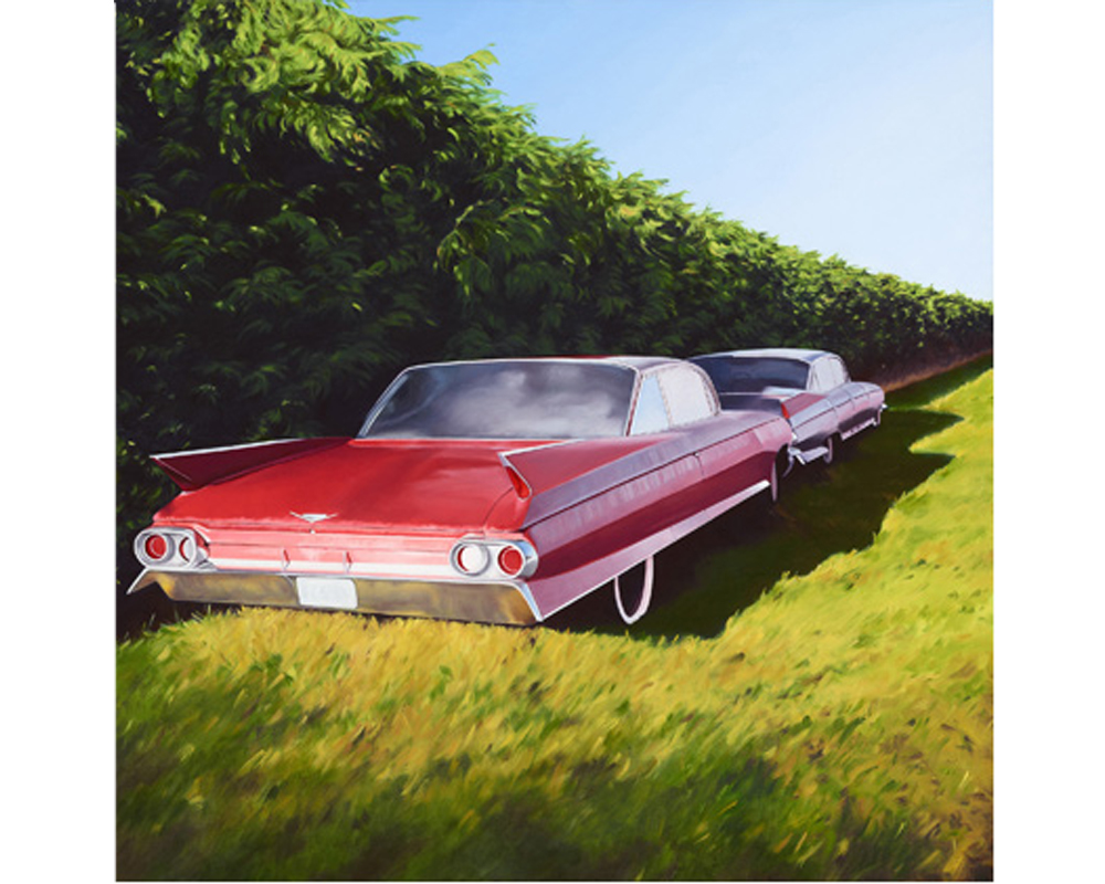 Tailgater painting